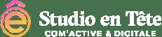 Studio en tête - Agence de communication - Brest Logo